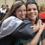 Con Sole, una de esas personas maravillosas que conocí mi primer día de universidad